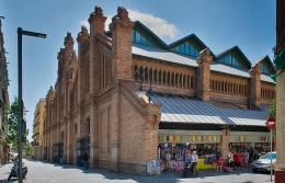 Mercado de Sants will be included in the list of 'healthy food markets'